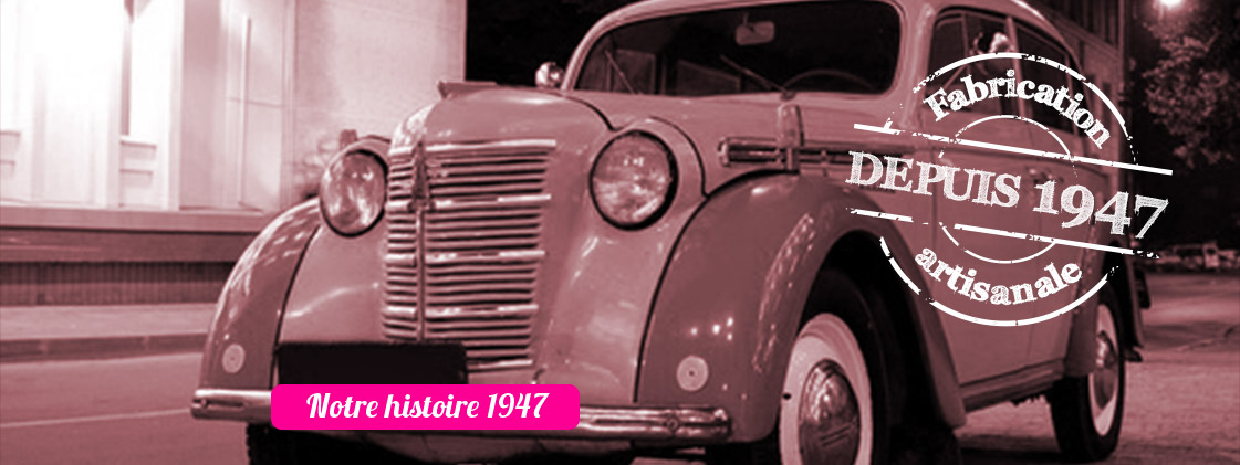 Notre histoire 1947